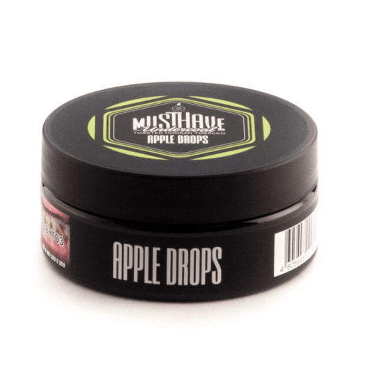 MustHave Apple Drops 25гр