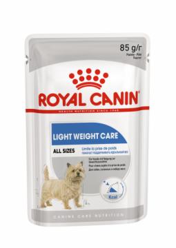 Роял канин Лайт Вейт Кэа паштет пауч (Light Weight Care Loaf) 85г.