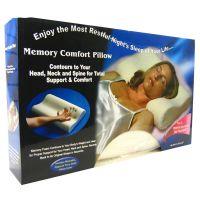 Ортопедическая подушка с памятью Memory Foam Pillow (5)