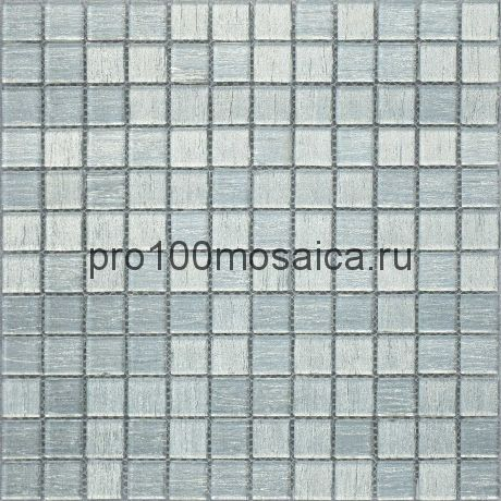 Мозаика Silver Satin 29,8х29,8x0,4 см (чип 23х23х4 мм)