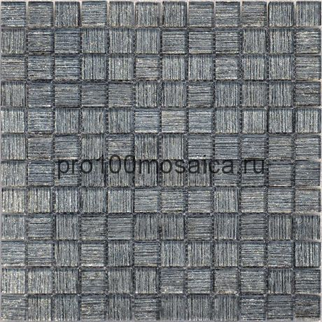 Мозаика Carbon 29,8х29,8x0,4 см (чип 23х23х4 мм)