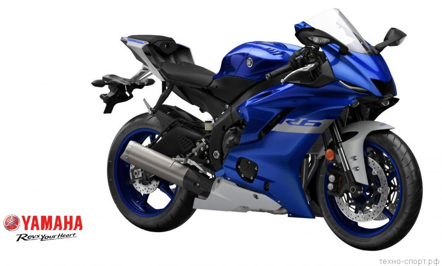 Мотоцикл Yamaha YZF-R6