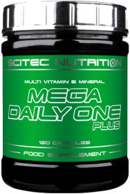 Mega Daily One Plus от Scitec Nutrition 120 кап