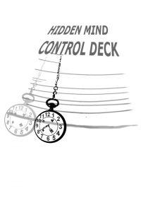 """Фокусная колода """"Hidden Mind Control Deck"""" (авторский фокус)"""