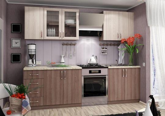 Кухня Татьяна 2.0 м (интерьер центр)