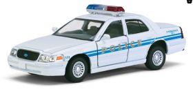 Машина модель металл Ford Crown Victoria Police Interceptor 1:40