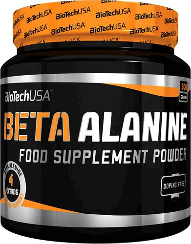 Beta Alanine 300 гр (BioTech)