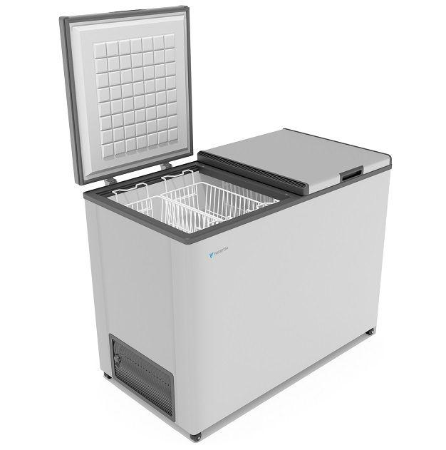 Ларь морозильный Frostor Standart Double F 400 SD