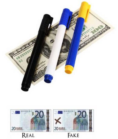 Тестер для банкнот