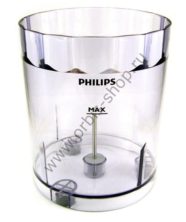 Чаша блендера Philips, большая, на ножках