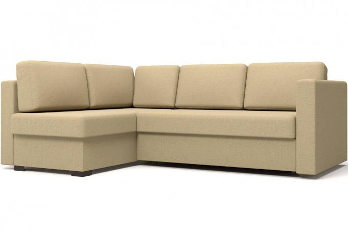 Джессика 2 (14) диван угловой левый (УЛ) RE 10