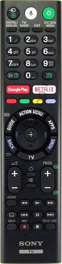 Пульт Sony RMF-TX310E