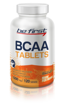 BCAA Tablets 120 таб от Be First
