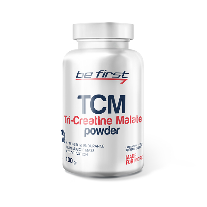 TCM (tricreatine malate) powder 100 гр
