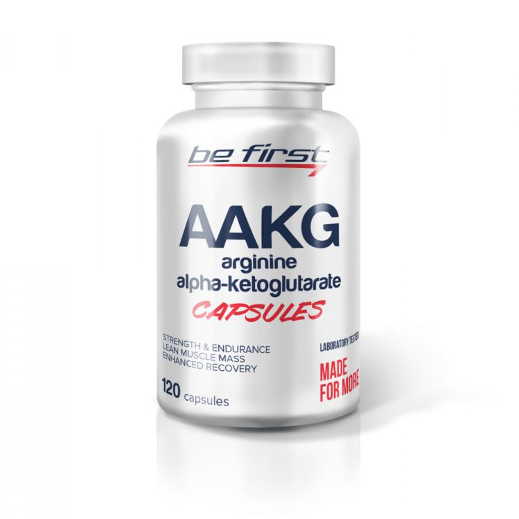 AAKG Capsules 120 капсул от Be First