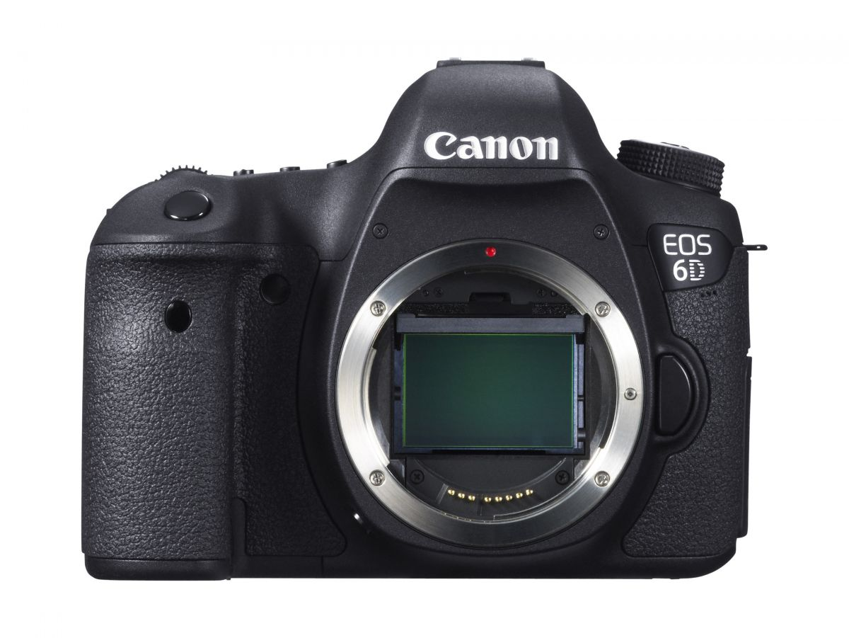 фотоаппарат Canon EOS 6D Body ( japan  wi-fi)