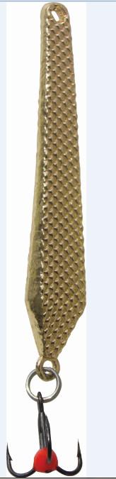 Блесна зимняя SWD ICE NAIL (55мм, вес 6г, зол, блист)