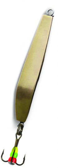Блесна зимняя SWD ICE NIMPH (38мм, вес 6,5г, сереб+зол, блист)