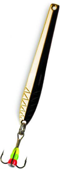 Блесна зимняя SWD ICE ZANDER (60мм, вес 5г, зол, блист)
