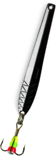 Блесна зимняя SWD ICE ZANDER (60мм, вес 5г, сереб, блист)