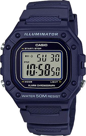 Casio W-218H-2A