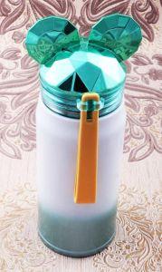 Термостакан Мышонок  (зеленый, 19 см)