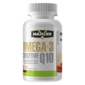 Omega-3 Coenzyme Q10 1000 мг 100 мг 60 капсул