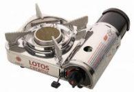 Настольная газовая плита Tourist Lotos Ceramic TR-350