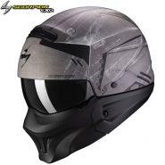 Scorpion Exo-Combat Evo Incursion, шлем-трансформер