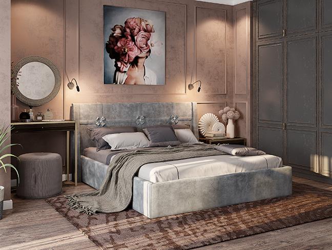 Ждулия Кровать 1600