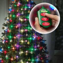 Ёлочная конусная гирлянда Free Dazzler, Количество ламп: 64 шт