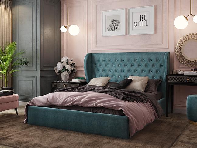 Жасмин Кровать 1600