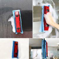 Магнитная щетка для мытья окон с двух сторон Glider (2)