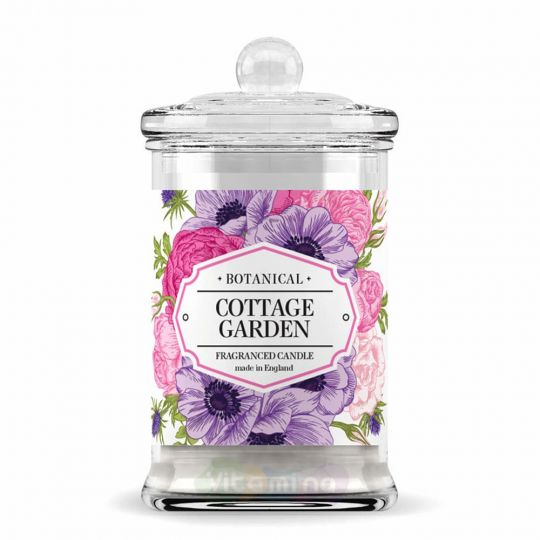 """Bago Home Ароматическая свеча """"Загородный сад"""""""