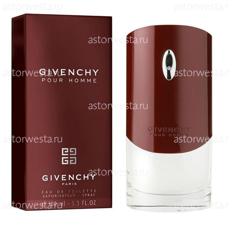 Туалетная вода Givenchy Pour Homme, 100 мл (ПОД ЗАКАЗ)