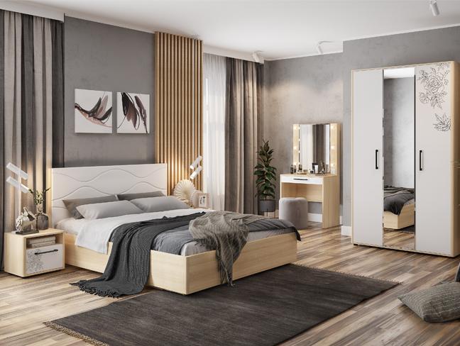 Спальня Зара модульная