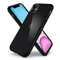 Чехол Spigen Ultra Hybrid для iPhone 11 черный