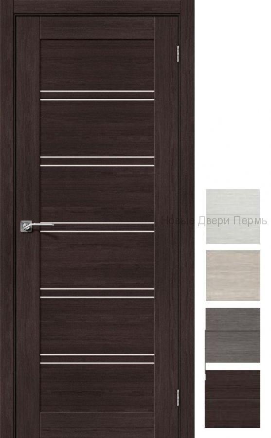 """""""Порта-28"""" Межкомнатная дверь со стеклом"""