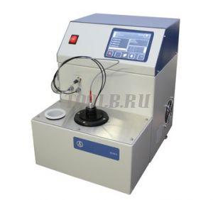 Аттестация аппарата для определения температуры помутнения нефтепродуктов АТП-ЛАБ-12