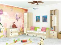 Детская кровать с ящиками Колибри