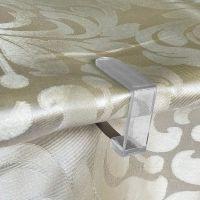 Зажимы для скатерти Table Cloth Clip, 4 шт (1)