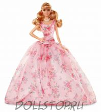 Коллекционная кукла Барби Пожелание ко Дню Рождения - Birthday Wishes Barbie Doll - 2018
