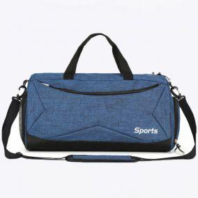 Сумка Sports, синяя (малоразмерная)