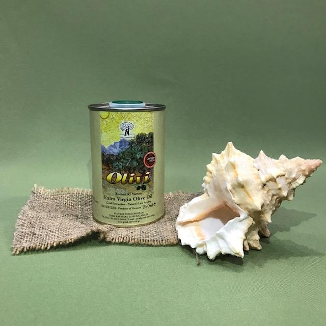 "Масло оливковое первого холодного отжима ""Olivi"" 250 мл"