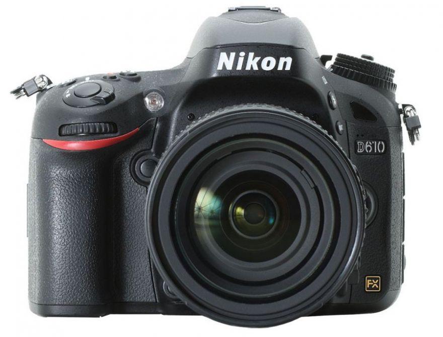 Nikon D610 Kit 24-85 VR