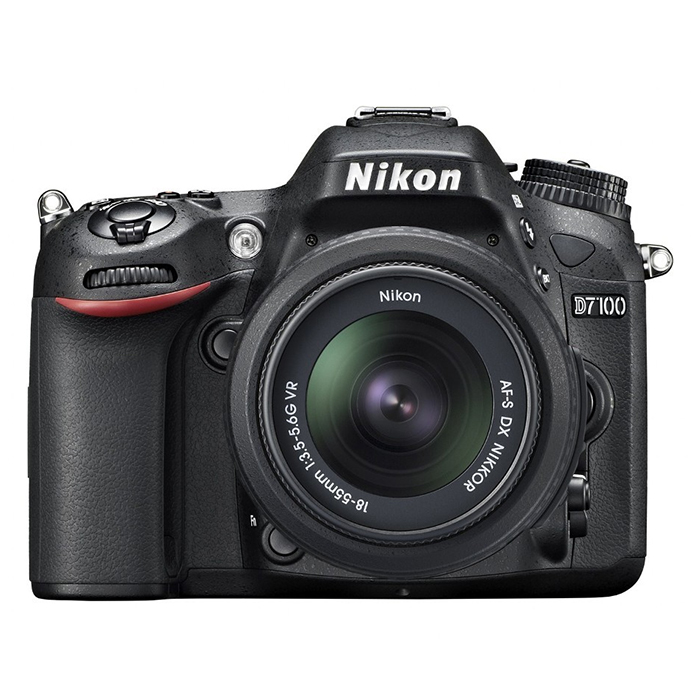 Nikon D7100 kit 18-55mm vr II