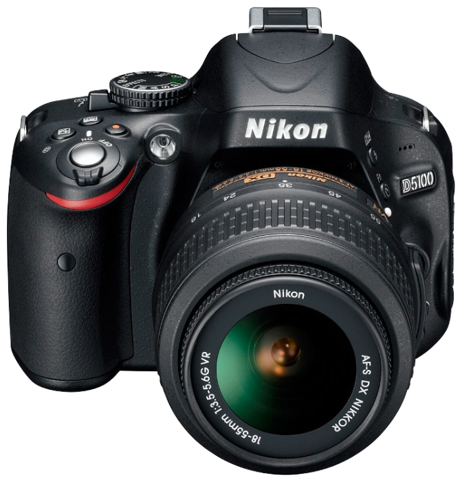 Nikon D5100 Kit 18-55mm vr II