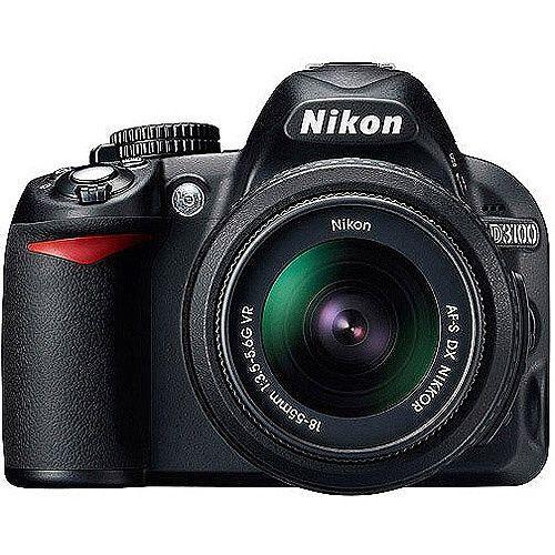Nikon D3100 Kit 18-55VR II