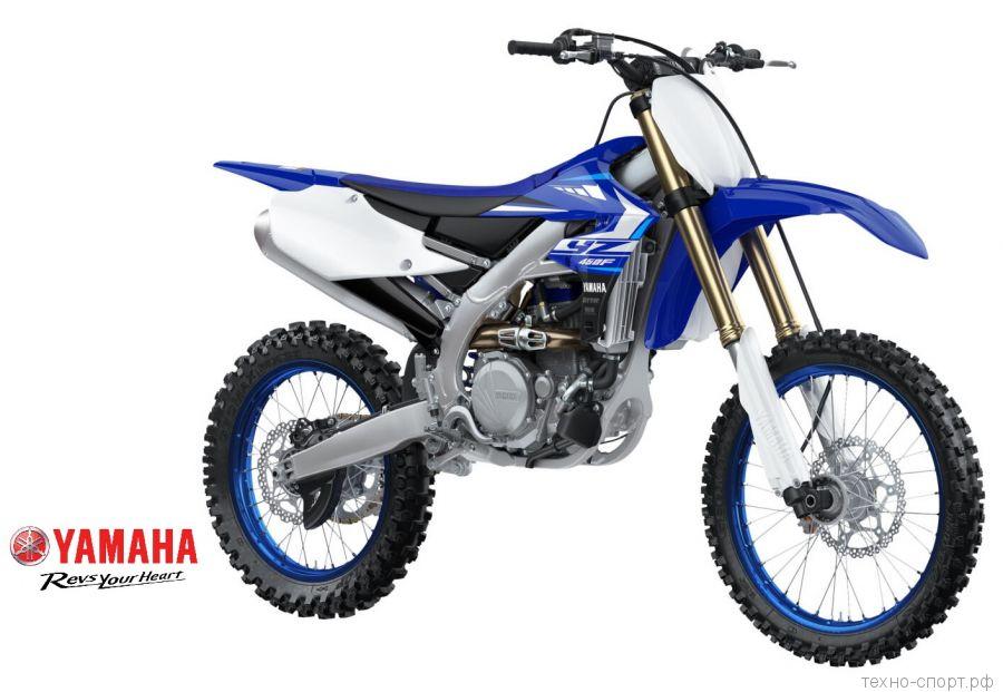 Мотоцикл Yamaha YZ450F (2021)