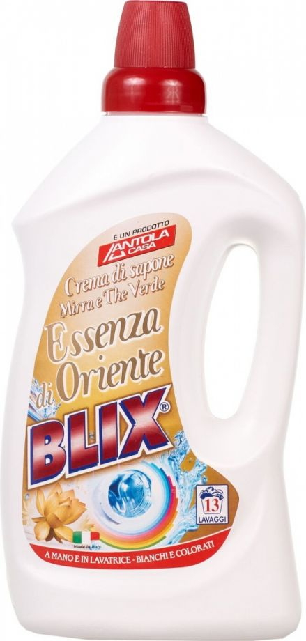 BLIX Средство для стирки с кондиционером. Восточно-азиатские ароматы, 1 л